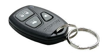 MRC83 Mongoose M80 Series Replacement Car Alarm Remote Control