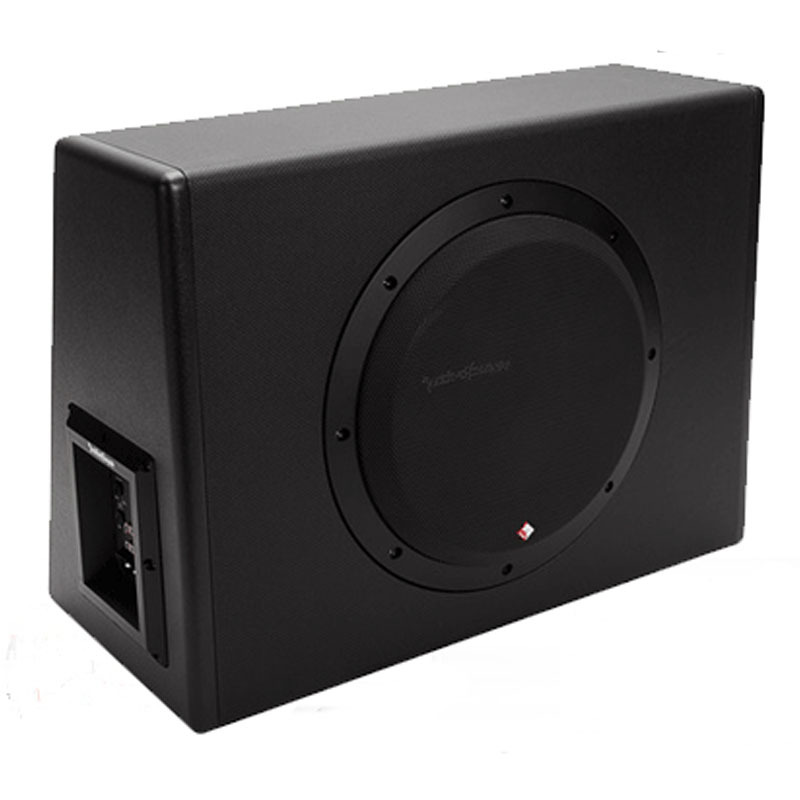 "P300-10 Punch Single 10"" 300 Watt Amplified Subwoofer"