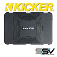 Kicker 11HS8 Hideaway 8 inch Powered Subwoofer Enclosure