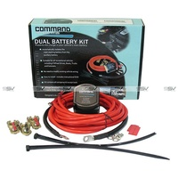 Command 93DBK1 DUAL BATTERY KIT