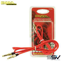 DNA ALR3060 3.5 To 3.5mm Stereo Plug 60cm