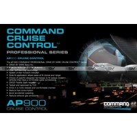 Command Cruise Control AP900 fully  Installed into your vehicle