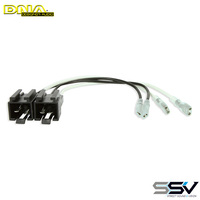 DNA ASH24 Speaker Harness Suits Chrysler Jeep Dodge