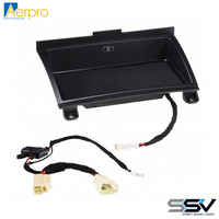 AWCGM1 15W qi certified wireless Smartphone charger to suit Holden commodore ve series 1 & 2 2006-2013