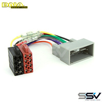 DNA AWH3077 ISO Harness to suit Honda Vehicles