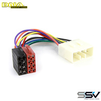 DNA AWH3081 ISO Harness to suit Hyundai