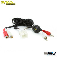 DNA AWH8000 Aux Adaptor Harness to suit Ford Falcon Territory