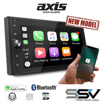 "Axis AX1870CP Mechless APPLE CARPLAY 6.8"" MULTIMEDIA SYSTEM"