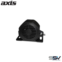 Axis BA102 Industrial Back-up Alarm fully installed to your vehicle