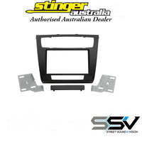 Stinger BKBM013 Double Din Fascia Kit BMW