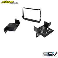 DOUBLE DIN FASCIA KIT TO SUIT HYUNDAI iLOAD / iMAX 2008-2015  BKHY046
