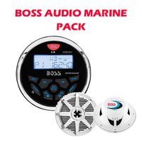 Boss Audio Marine Pack - White