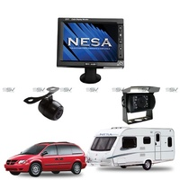 Nesa CK-CARAVAN5 Caravan Reversing Kit with 5.6inch Screen