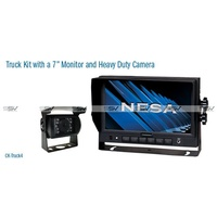 Nesa Truck Reverse Camera & Monitor Kit CK-Truck4