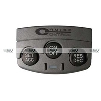 Command Cruise Control  CM7 Pad switch