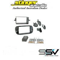 Stinger CT23FT13 Fiat Dash Fitting Kit