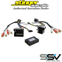 Stinger CTSAD00C.2 Steering Wheel - Can Bus Interface to suit Audi