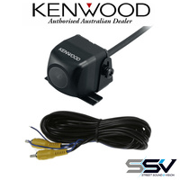 Kenwood CMOS-130 Universal Car Rear View With 6M G5MRCA Single RCA Cable Reverse Camera