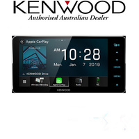 Kenwood DDX919WS - Wireless Apple Carplay & Android Auto