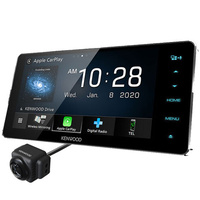 Kenwood DDX920WDABS with CMOS-740HD Reverse Camera