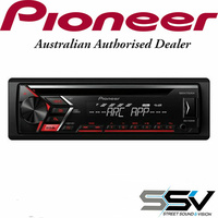 Pioneer DEH-S1150UB CD Car Stereo (replaces DEH-S1050UB)