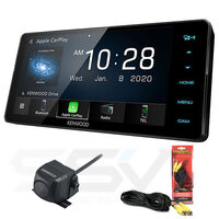 "Kenwood DMX820WS  7.0"" WVGA Display with Apple Carplay & Android Auto with Reverse Camera"