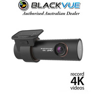 Blackvue DR900S-1CH 4K UHD + Full HD Cloud Dual Dashcam  (16, 32, 64 & 128GB)