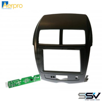 Aerpro FP8012 Facia to suit Mitsubishi,