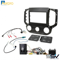 Aerpro FP8299K Install kit to suit Holden Colorado