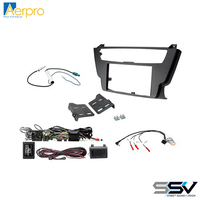 Aerpro FP8426K Install kit to suit BMW 3 series, 4 series amplified