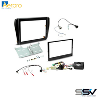 Aerpro  FP8456KG Install kit to suit Suzuki swift gloss black
