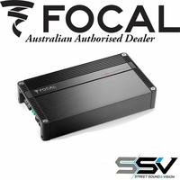 Focal FPX 4.400 SQ - 4 Channel Amplifier