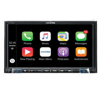 Alpine ILX-702D Apple CarPlay / Android Auto 7 inch DAB+ Receiver