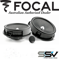 Focal IS 165VW SPEAKER UPGRADE KIT to suit VW
