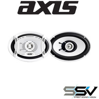 "Axis Marine 6 x 9"" (160 x 240mm) 2-WAY COAXIAL SPEAKERS – PAIR"