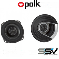 "Polk MM522 MM1 Series 5.25"" Coaxial Speakers with Ultra-Marine Certification"