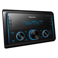 Pioneer MVH-S425BT Multimedia Tuner with Dual Bluetooth, Spotify, Advanced Smartphone connectivity & Siri Eyes Free.