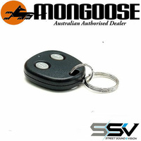 MRC80 Mongoose M80 Series Replacement Car Alarm Remote Control M80S, M80G M80AU