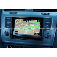 Integrated Navigation System with Motorised Camera to suit VW Golf 7