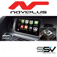 Apple CarPlay to suit Audi Q7 3G MMi 2009 - 2014 : Factory Audio controlled CarPlay Retrofit Kit