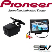 "Pioneer RCAM2 Reversing Camera with 5"" Monitor"