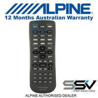 Alpine RUE-4159 IR Wireless Remote Control For Models PKGRSE2 PKGRSE3DVD