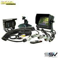 DNA RV50PK 5 Inch LCD Rearview Screen & CCD Camera Pack