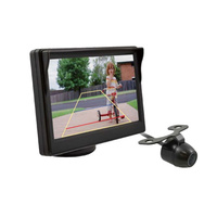 "Parkmate RVK-50 5.0"" Monitor & Camera Package"