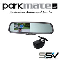 "Park Mate RVM043A 4.3""Rear View Mirror Monitor with Bonus Camera"