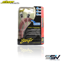 Stinger SI4212  4000 Series 12ft RCA Interconnect