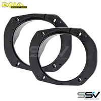 DNA SP-FO651 ABS Speaker Adaptors - 1 Pair to suit Ford Mazda