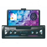 Pioneer SPH-C10BT Flagship Smartphone Multimedia Tuner with Pioneer Smart Sync connectivity.