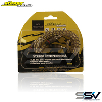 Stinger STI126 Stinger Australia 6ft RCA Interconnect