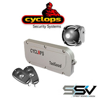 Cyclops TG-5000 Wireless Toolbox Alarm with optional Cyclops TG-5100 Additional Toolguard Sensor